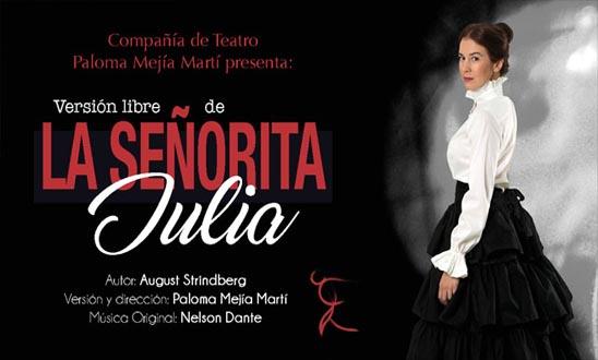 Entradas La señorita Julia