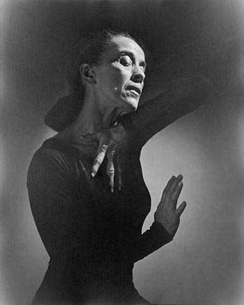 Martha Graham - wikipedia.org